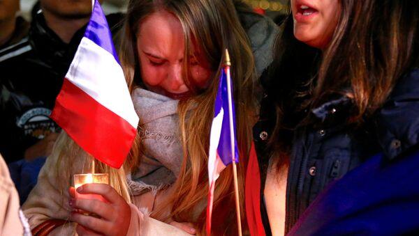 Attentat à Nice - Sputnik France