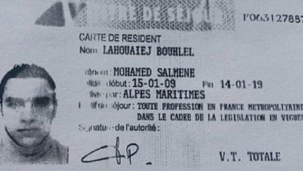 Mohamed Lahouaiej-Bouhlel - Sputnik France