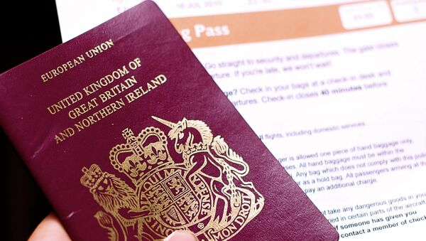 Passeport britannique - Sputnik France