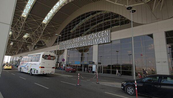 Aéroport Sabiha Göksen d'Istanbul - Sputnik France