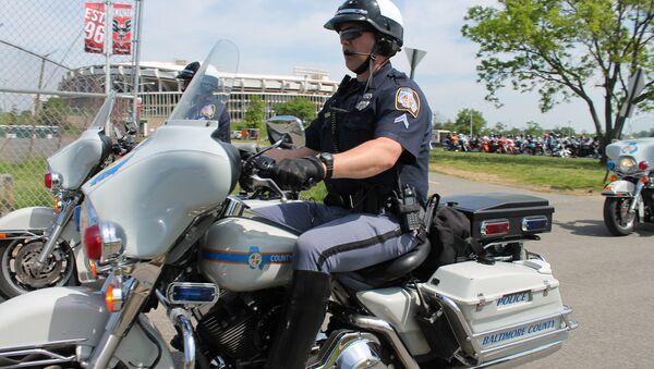 La police de Baltimore - Sputnik France