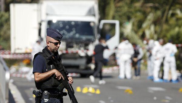 Attentats de Nice - Sputnik France