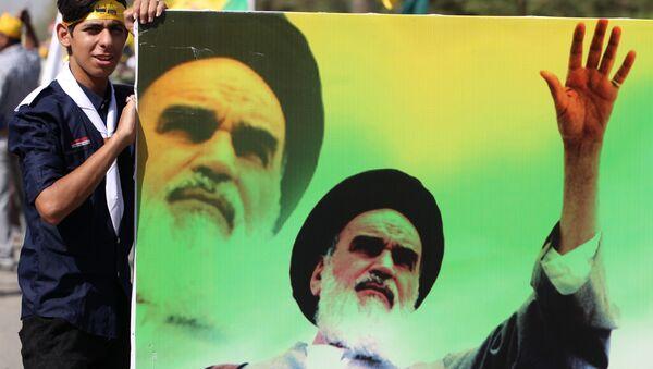 Ayatollah Ruhollah Khomeini - Sputnik France
