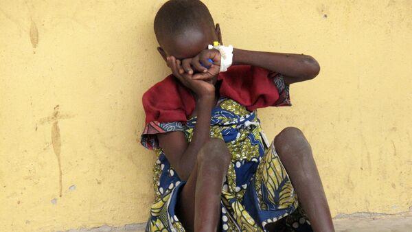 enfant africain - Sputnik France