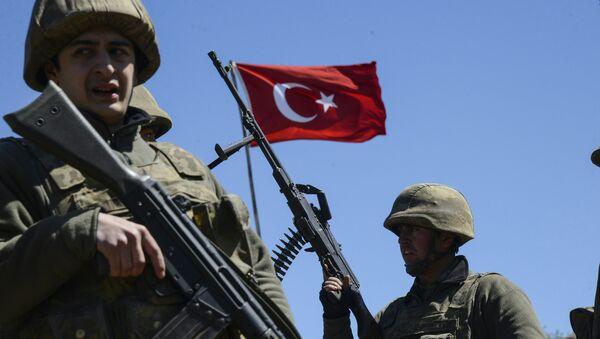 Des soldats de l'armée turque - Sputnik France
