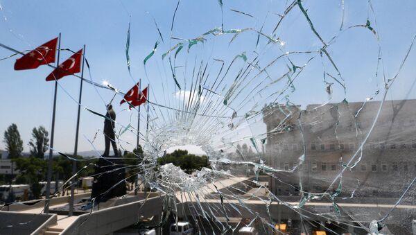 Erdogan attend la décision de l'UE sur l'adhésion de la Turquie - Sputnik France