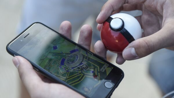 Un clone de Pokémon Go pour capter les messages de parents disparus - Sputnik France