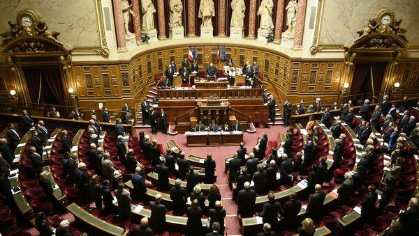 le Sénat français (image d'illustration) - Sputnik France