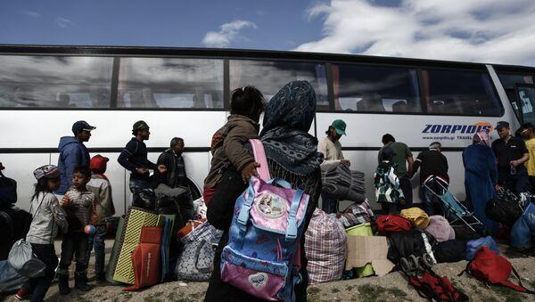 Les réfugiés - Sputnik France