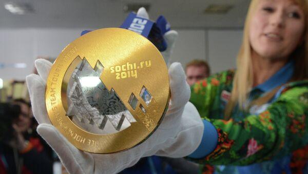 les médailles olympiques - Sputnik France