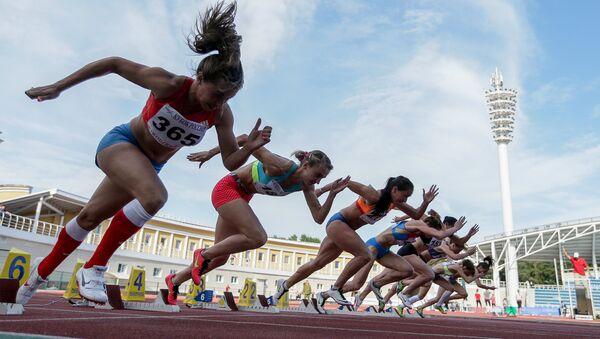 Las atletas rusas - Sputnik France