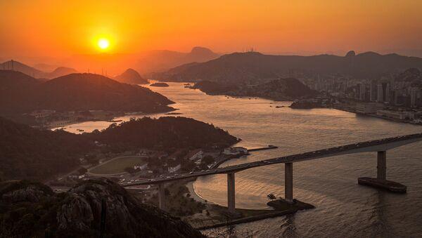 Des coucher et des levers du soleil qui vous feront rêver! - Sputnik France
