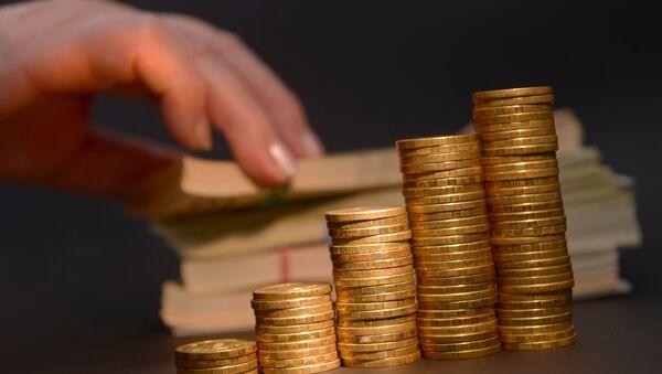 l'argent (image d'illustration) - Sputnik France