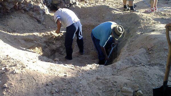 Des fouilles - Sputnik France