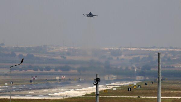 La base américaine d'Incirlik en Turquie - Sputnik France