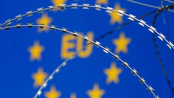 Drapeau de l'Union européenne - Sputnik France