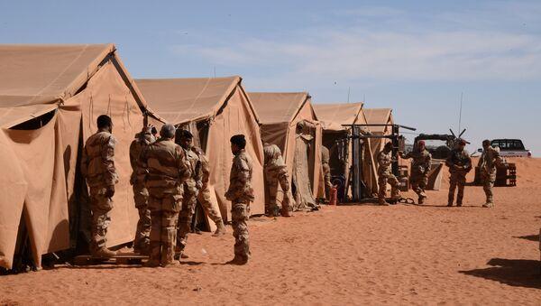 soldats français en Libye - Sputnik France