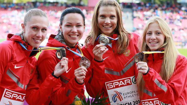 L'équipe olympique russe - Sputnik France