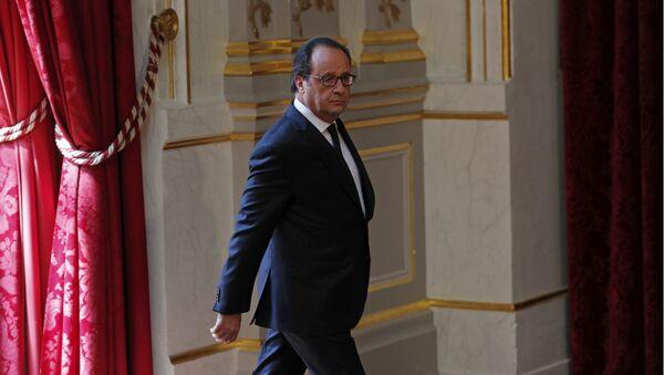Francois Hollande. Archive photo - Sputnik France