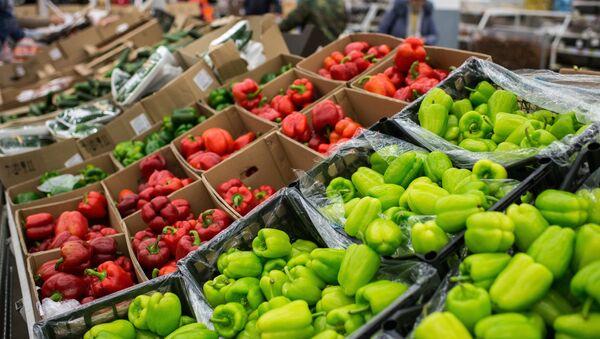 Légumes turcs dans des magasins russes - Sputnik France