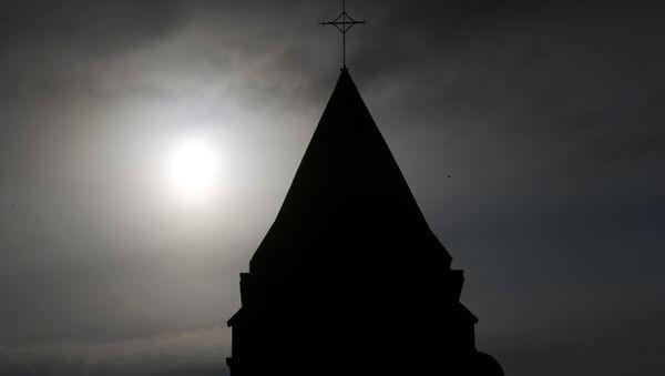Eglise de Saint-Etienne-du-Rouvray - Sputnik France
