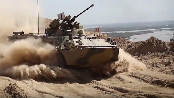 BTR-82A - Sputnik France