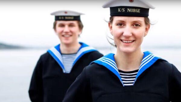 La Norvège instaure le service militaire pour les femmes - Sputnik France