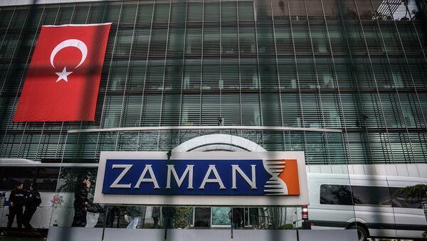 Journal Zaman - Sputnik France