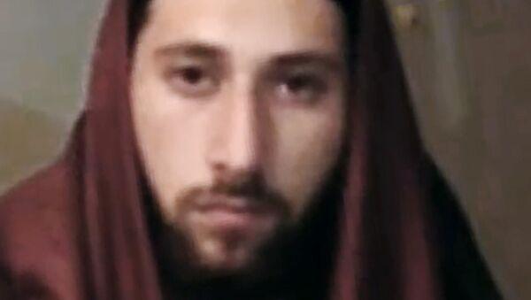 Abdel Malik Petitjean, un des participants à l'attaque dans l'église de Saint-Etienne-du-Rouvray - Sputnik France
