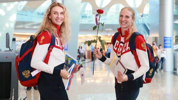 La sélection olympique russe en route pour Rio - Sputnik France