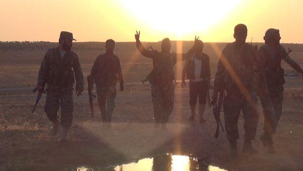 اقتحام وسيطرة الجيش السوري على أهم النقاط الاستراتيجية في البادية - Sputnik France
