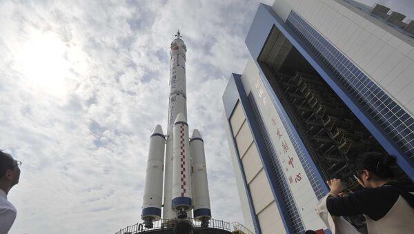 fusée chinoise Longue Mars - 7 - Sputnik France