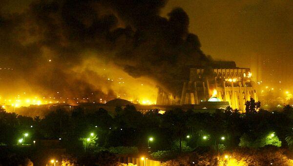 Bagdad en flammes - Sputnik France