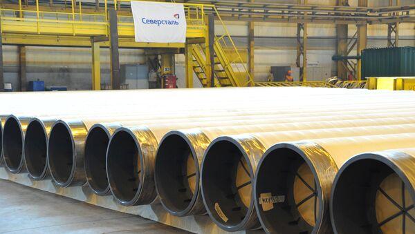 Tubes pour le Turkish Stream - Sputnik France