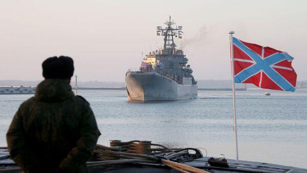 La tactique navale ukrainienne de la meute de loups fait rire les sénateurs russes - Sputnik France