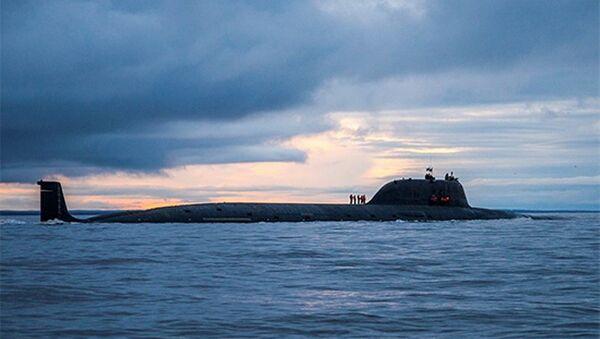 Le sous-marin nucléaire Severodvinsk - Sputnik France