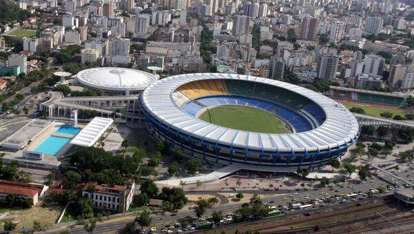 Le stade Maracanã à Rio - Sputnik France