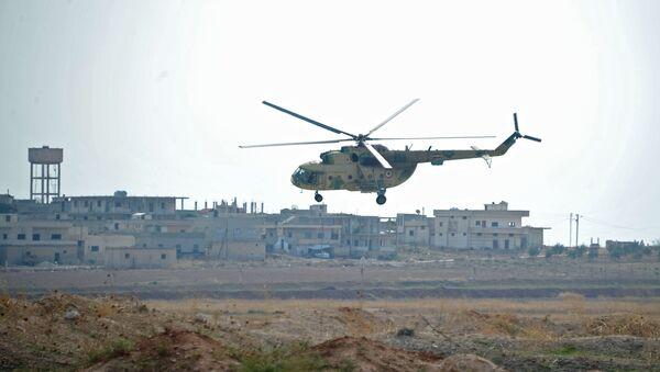 Военная авиабаза Хама в Сирии - Sputnik France
