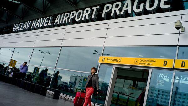 L'aéroport Vaclav Havel à Prague - Sputnik France