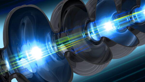 laser - Sputnik France