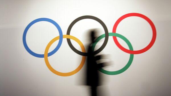 Logo olympique - Sputnik France