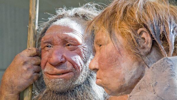 Homme de Néandertal (image d'illustration) - Sputnik France