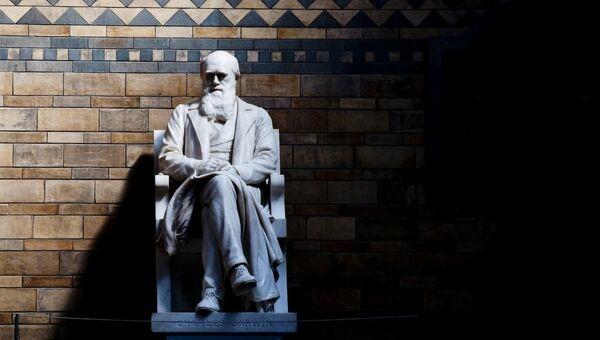 Charles Darwin  - Sputnik France
