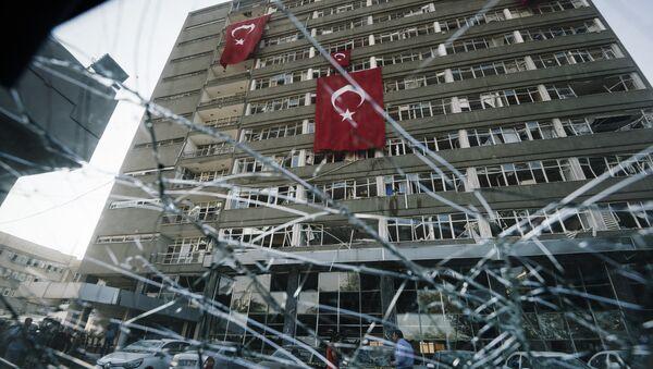 Ankara après le putsch - Sputnik France