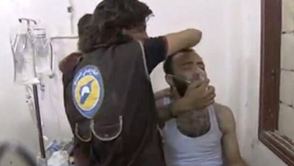 Les conséquences d'attaque chimique en Syrie - Sputnik France