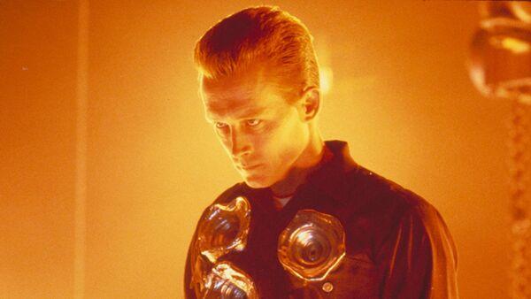 Le robot liquide Terminator - Sputnik France