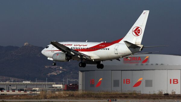 Air Algerie / Boeing 737-600 - Sputnik France
