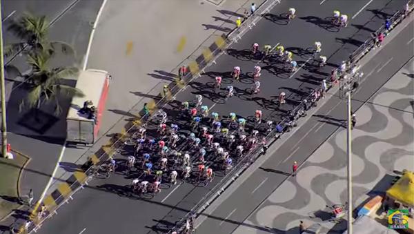 Le cyclisme à Rio - Sputnik France