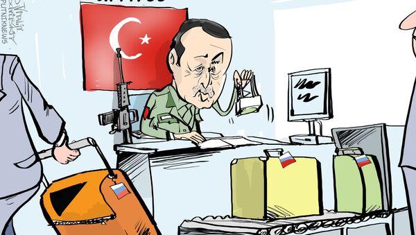 La Turquie débloque l'accès à Sputnik dans le pays - Sputnik France