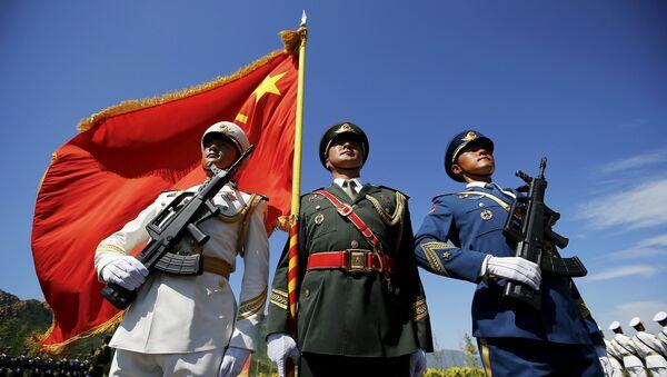 Chine, armée - Sputnik France